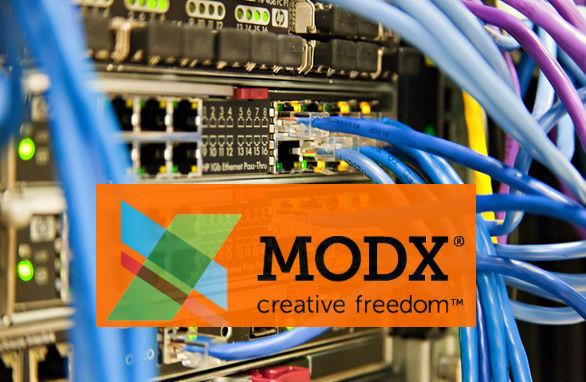 Хостинг MODx