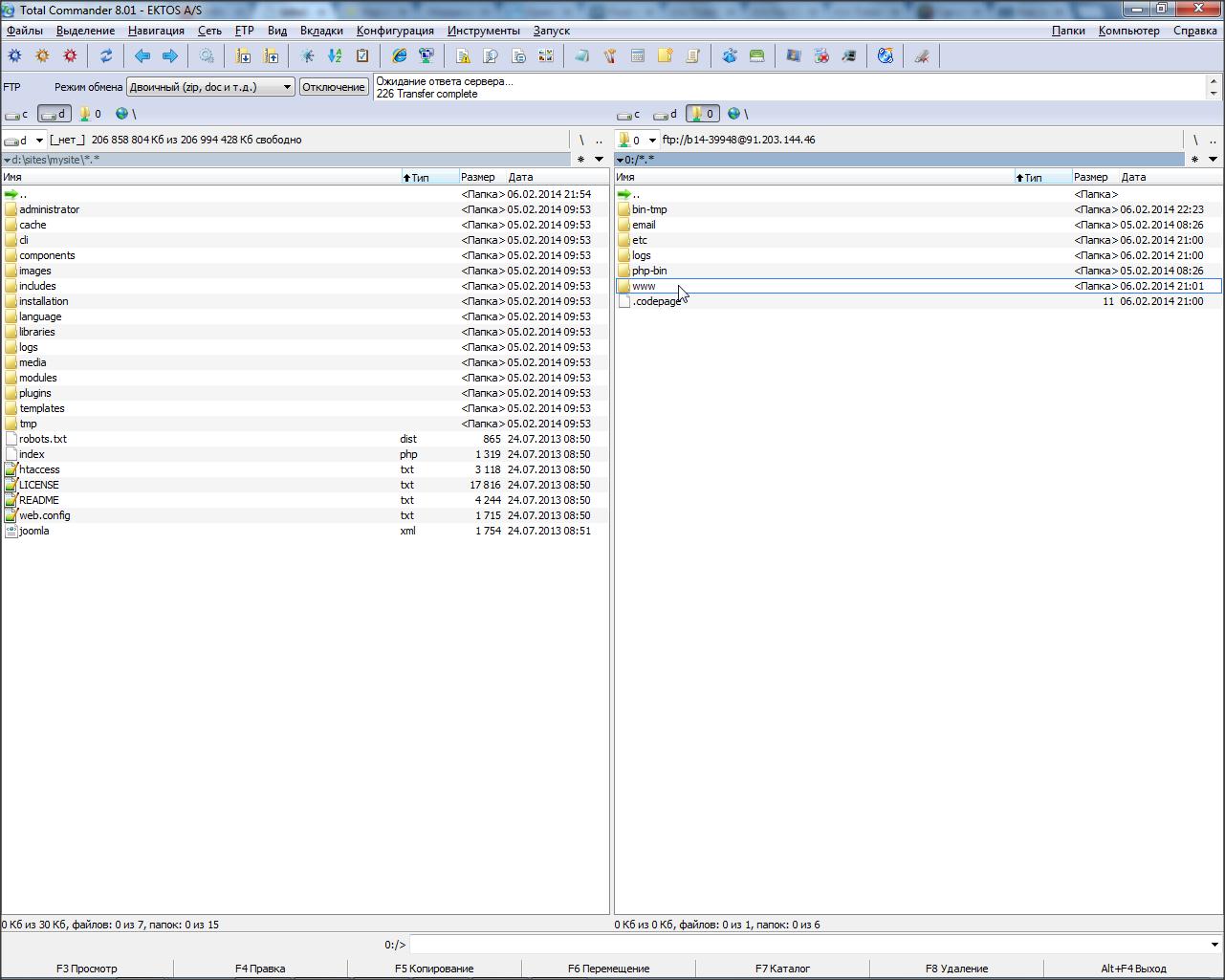 Как настроить программу Тотал Коммандер под себя Библиотека вебмастера 65